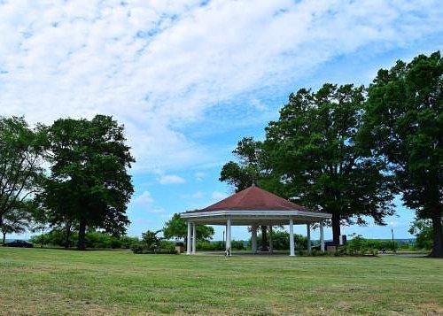 Chimborazo Park Gazebo