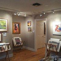 inside Artists' Gallery