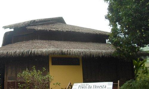 Casa dos Povos da Floresta