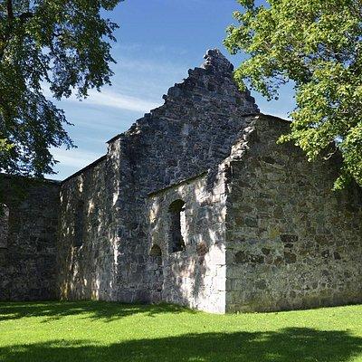 Kirkeruinene