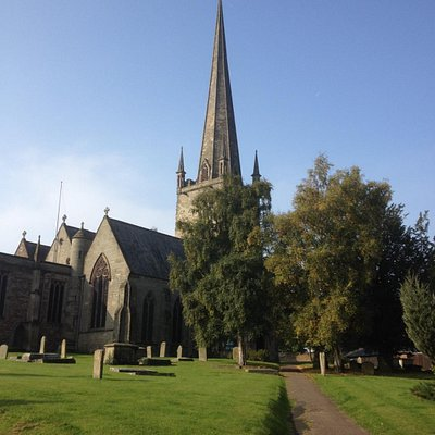 St Mary's, Ross-on-Wye