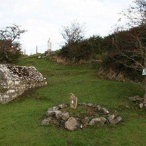 St Mary's Well garden