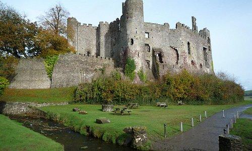 Laugharne Castle