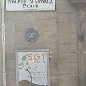 Mandela s place