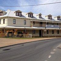 Galley Museum Queenstown Tasmania