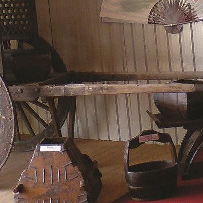 Armee der Tonkrieger - Sehenswürdigkeit und Ausflugstip Usedom