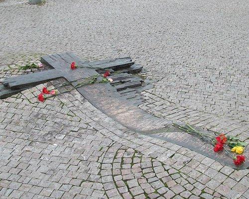 Памятник Яну Палаху