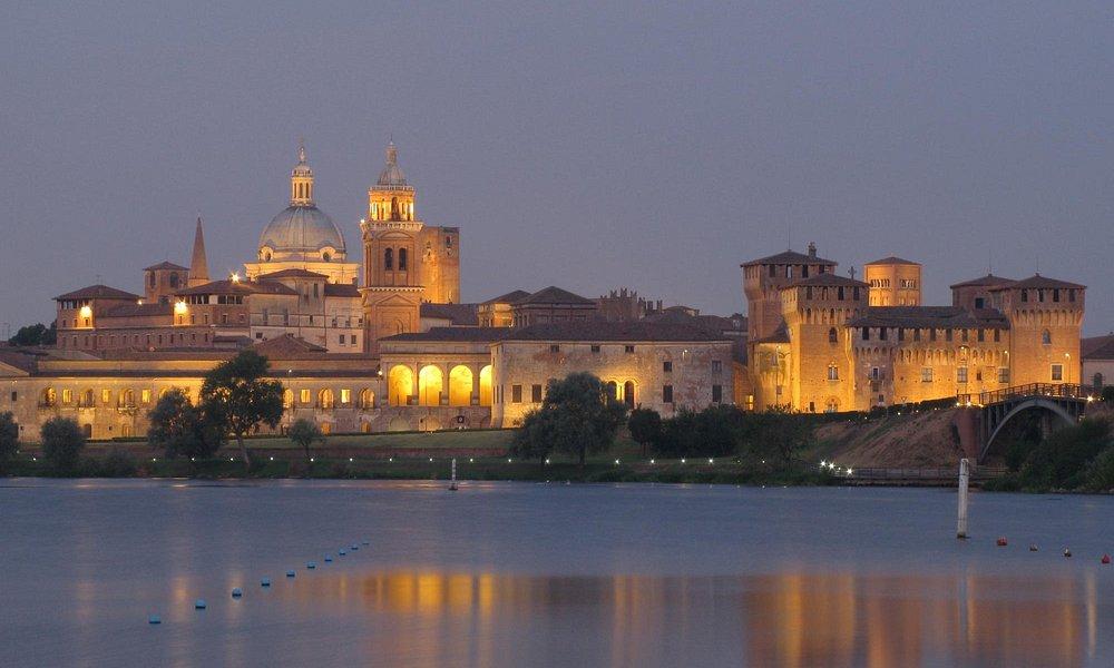 Alba settembrina a Mantova