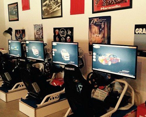 V8 simulators