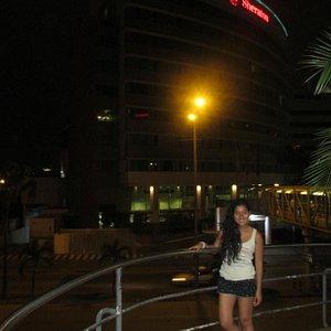 Mall del sol, terraza