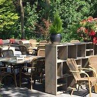 Bekende bedevaartplaats van St Jozef. Pelgrimshuis is een heerlijk restaurant.