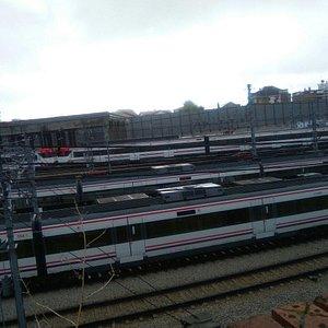 ¡¡¡¡ Que PRECIOSOS son mis trenes!!!!