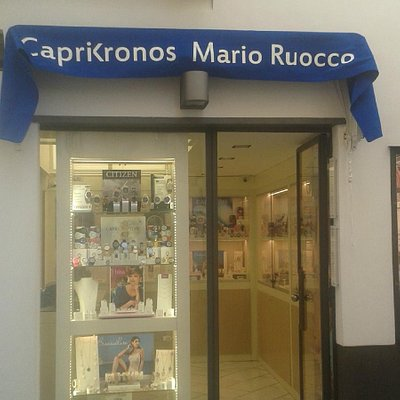 Capri Kronos di Mario Ruocco