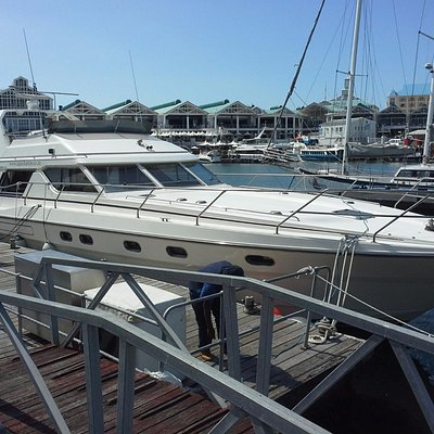Our Sports fishing boat a Princess 55'