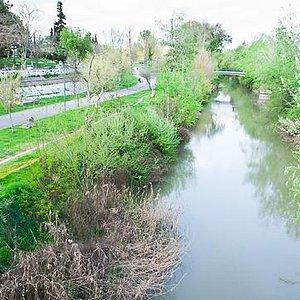 Πηνειός ποταμός Λάρισας