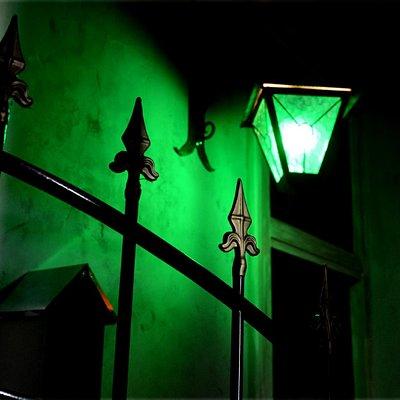 Enter the Mansion...