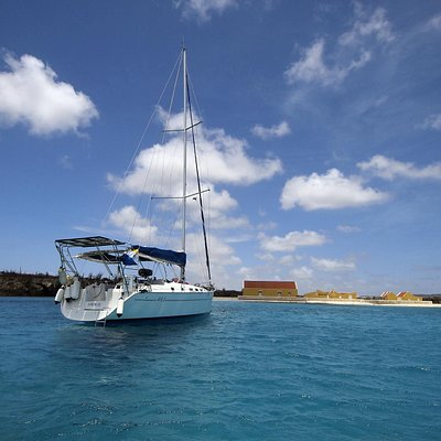 Experience the tranquility of sailing Bonaire