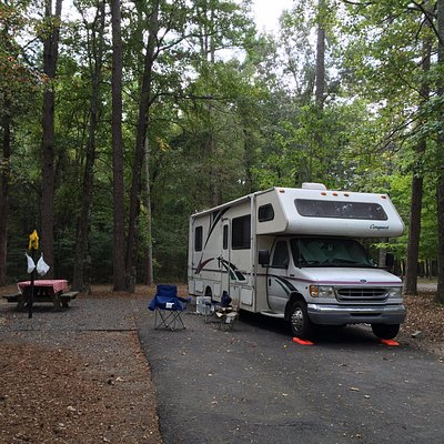 campsite #5 (I think)