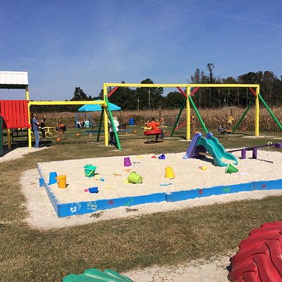 This is a small sampling of the fun VERY kid-friendly play area.