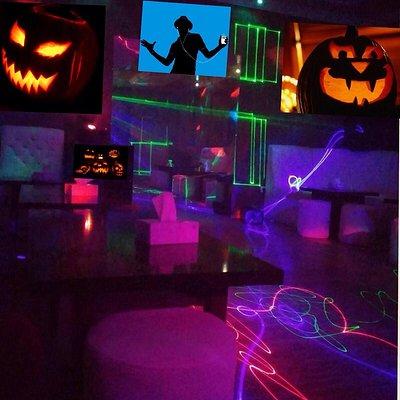 Halloween party un MER CLUB