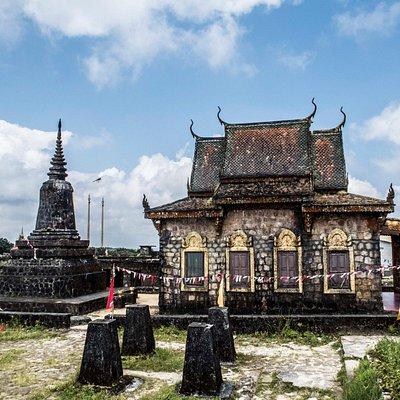 The original temple.