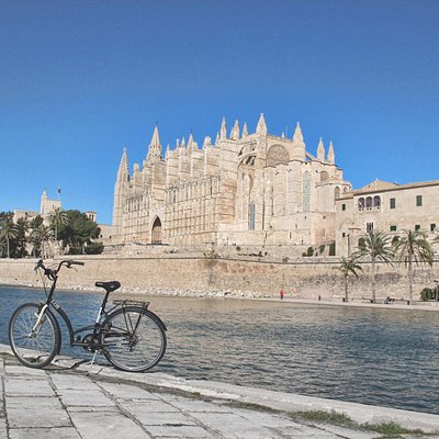 call&ride guided bicycle tours in Palma de Mallorca