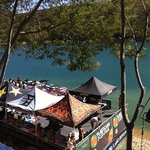 WWA - World Wakeboard Association. Campeonato do mundo de Wakeboard e Lake Party no Lago Azul.