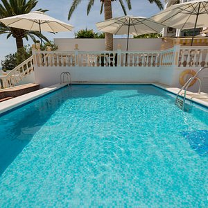 The Pool at the Hotel Paraiso del Mar