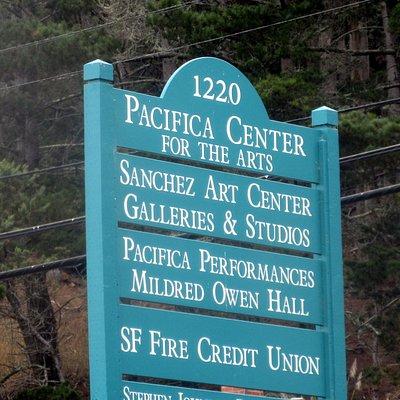 Pacific Arts Center, Pacifica, Ca