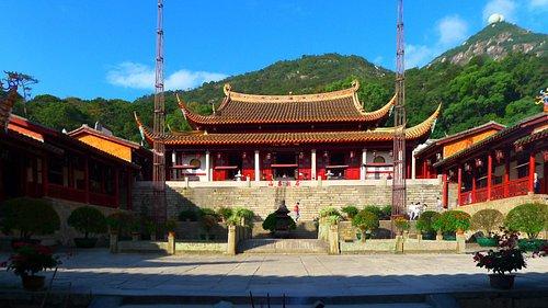 Fuzhou - Mount Gushan - Il Yongquan (YinQuan) Temple