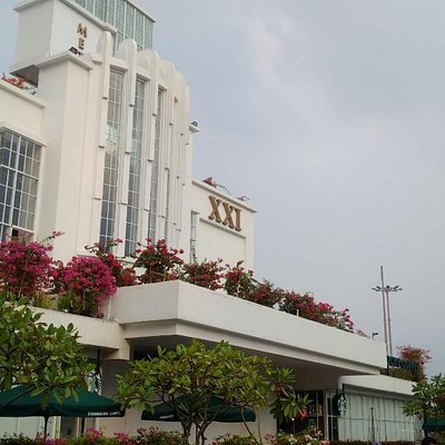 at Metropole XXI, Megaria, Pegangsaan, Jakarta