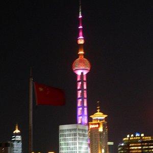 Pearl Tower, Shanghai.