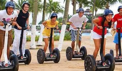 let's Roll on a Segway Tour