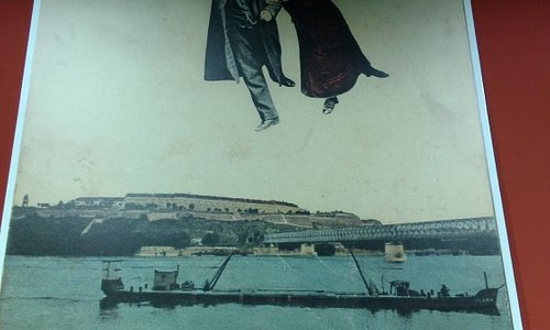 Postcard of Petrovaradin from the begining ofr the 20th century