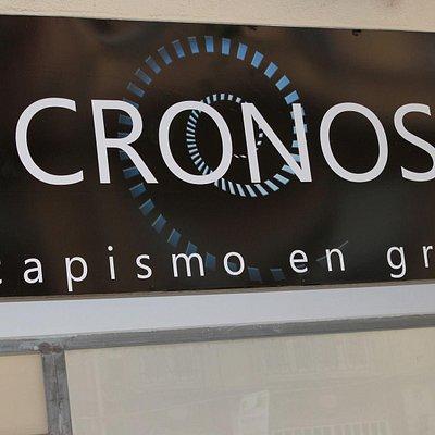 Acceso a Cronos Valencia. Acces to Cronos Valencia