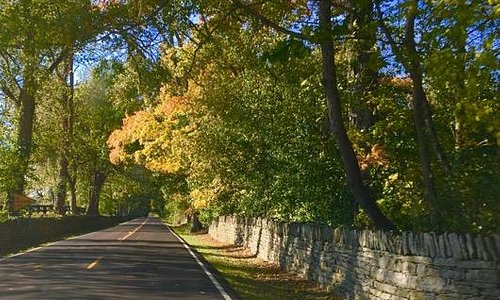 Old Frankfort Pike in October