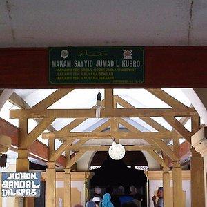 Makam Sayyid Jumadil Kubro
