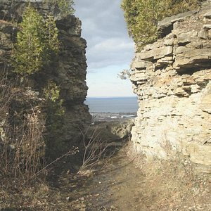 Old Quarry at Beamer Memorial Conservation Area