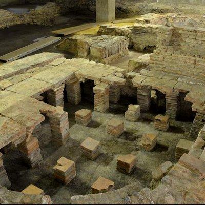 Billingsgate Roman Bath House