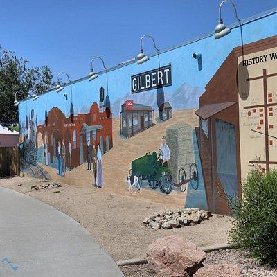 Shops and Restaurants of Gilbert