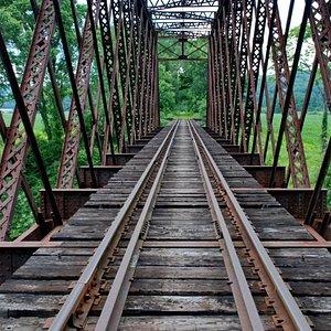 C9 Bridge open