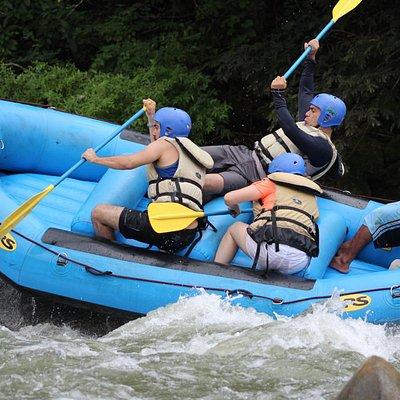 Rio abajo Las Hamacas