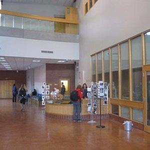 Center for Creative Photography, Tucson, Arizona - Lobby