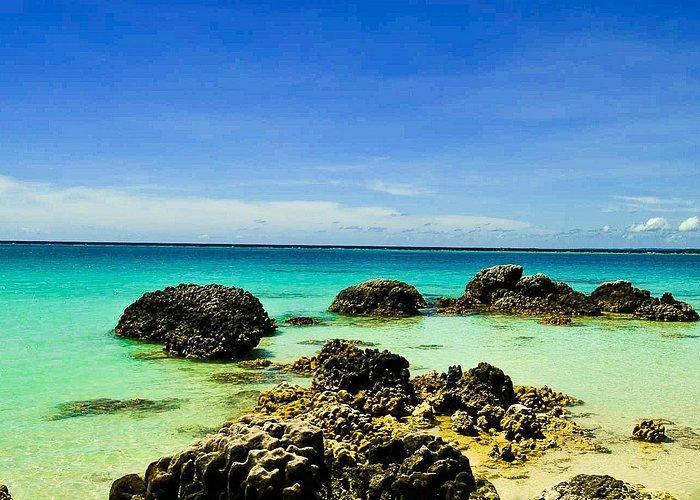 The Wonder Tureloto Beach on the Northern Nias Island