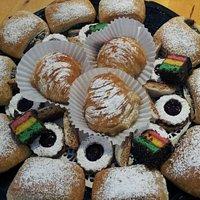 Assorted Mini Pastries