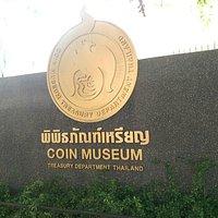 Coin Museum Treasury Department Thailand