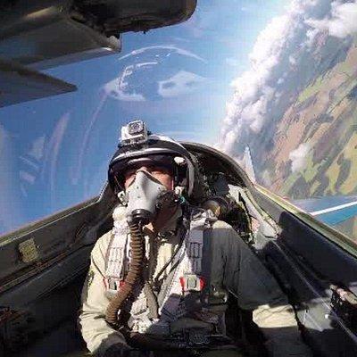 Photo in Cockpit MiG29