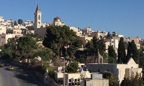 The saint Nicolas church of Beit Jala