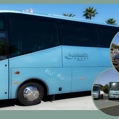 Minibus Deluxe - Garcatri Deluxe Transport