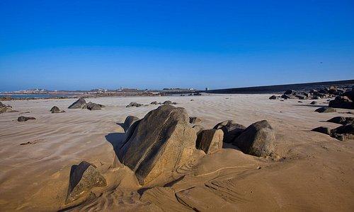 Pembroke low tide
